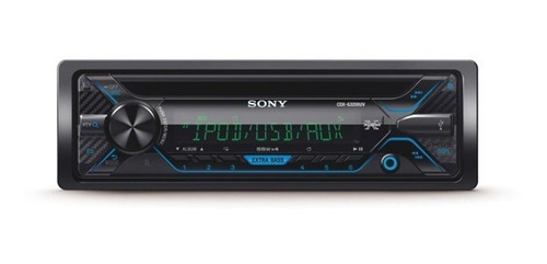 auto estereo sony cdx-g3200uv usb android iphone multicolor