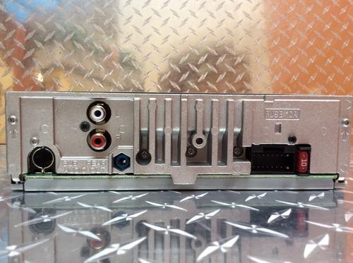 auto estéreo sony dsx-a100u usb con bocinas 6x9