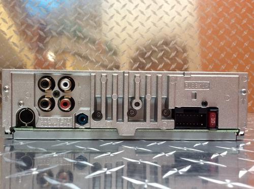 auto estéreo sony dsx-a400bt bluetooth usb con 4 bocinas 6.5