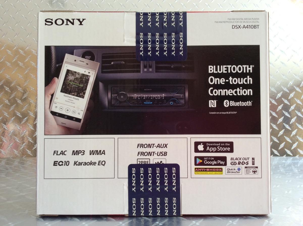 Sony Bluetooth Manos Libres AUX USB MP3 Android Ipod Iphone listo estéreo de coche