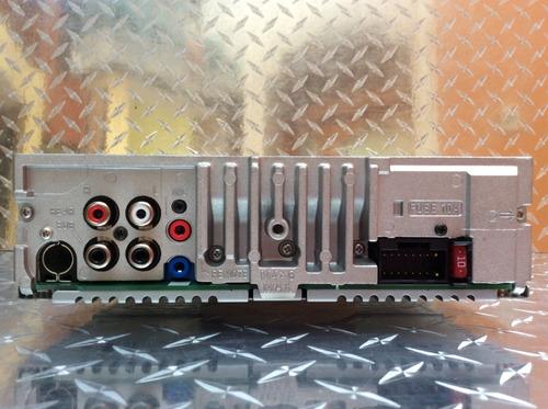 auto estereo sony mex-n4200bt bluetooth con 4 bocinas 6.5
