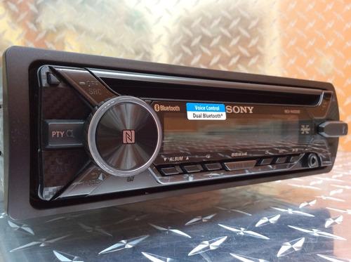 auto estereo sony mex-n4200bt usb bluetooth cd mp3 nfc am/fm