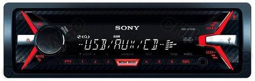 auto estéreo sony xplod cdx-g1150u