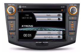 Auto Estereo Toyota Rav4 06-12 Mirror Link Dvd Gps Bt Usb Sd