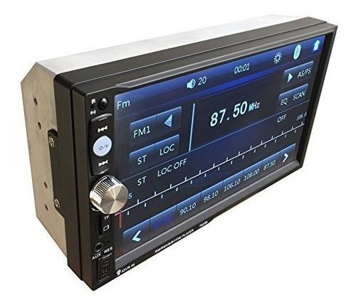 auto estereos pantalla 7  touch bluetooth usb auxiliar