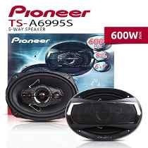 auto falante 6x9 pioneer ts-a 6995 600w original # envio já