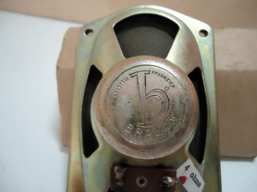 auto falante antigo bravox  medida: 5 x 3 polegadas (novo)