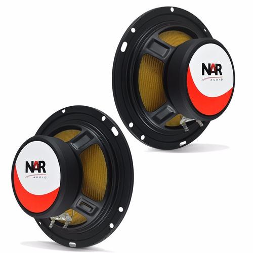 auto falante mid-bass nar audio 600-cw-3 6 polegada 120w rms