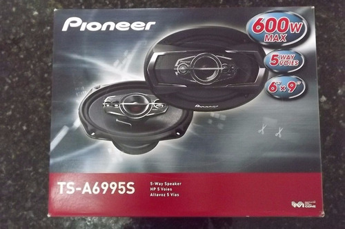 auto falante pioneer 6x9