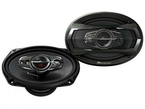 auto falante pioneer ts-a6995 600w 6x9