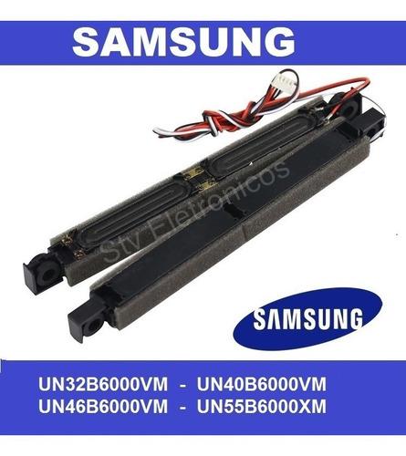 auto falante samsung un32b6000vm un40b6000vm un46b6000vm