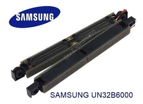 auto falante samsung un32b6000vm un46b6000vm un55b6000xm