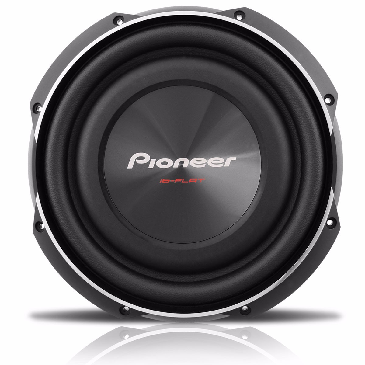auto falante subwoofer 10 pioneer slim ts sw2502s4 300rms. Black Bedroom Furniture Sets. Home Design Ideas