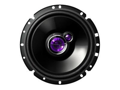 auto falantes 6 polegadas pioneer triaxial 3 vias p/ portas