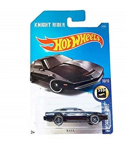 auto fantastico k.i.t.t. knight rider hot wheels