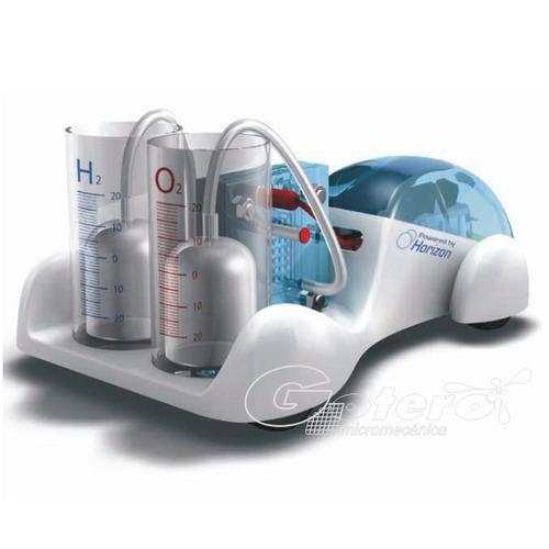 auto hidrogeno kit hydrocar solar camina con agua ! ciencia