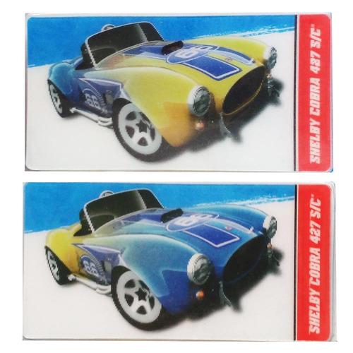 auto hot wheels shifters cambia de color shelby cobra 427
