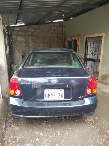 auto hyundai color azul en venta