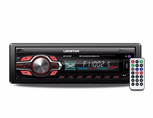 auto ledstar radio
