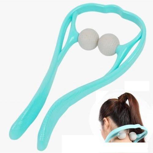 auto masajeador cervical cuello practico y facil de usar