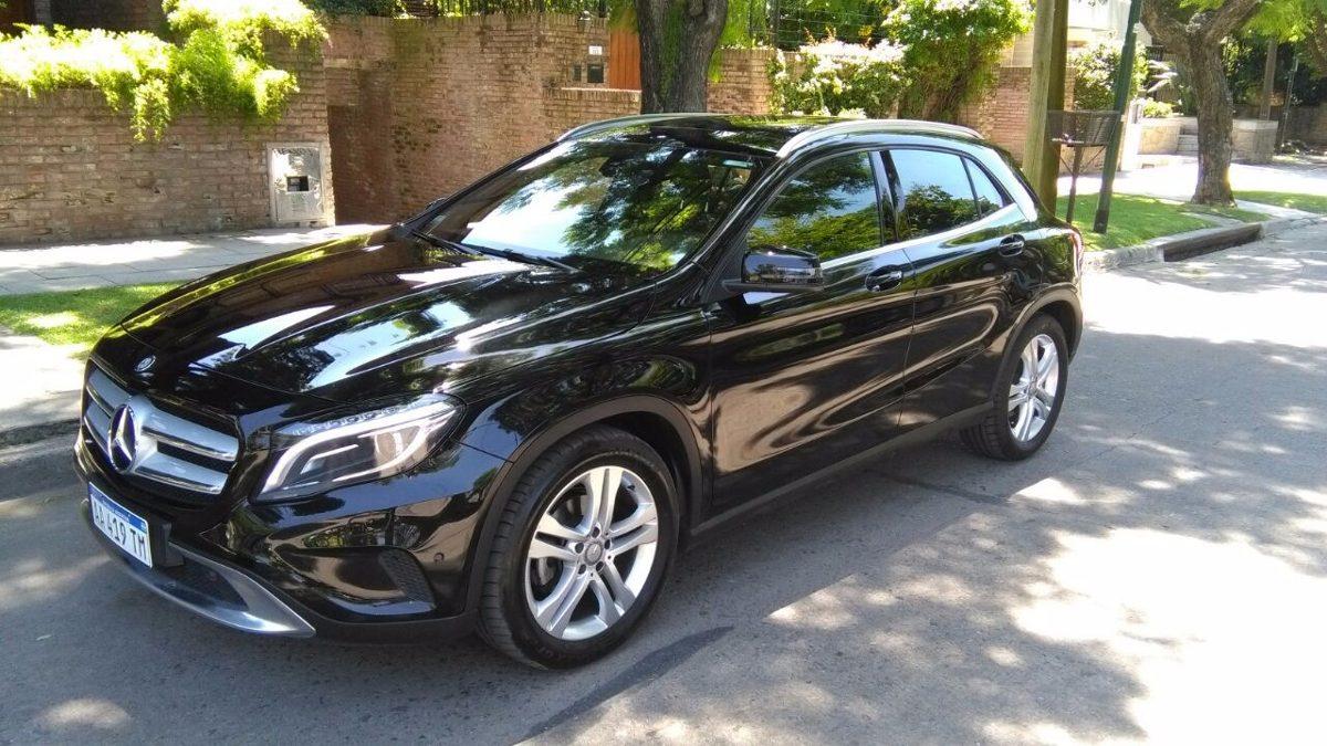 Auto mercedes benz gla 200 negro u s en mercado libre for Mercedes benz gla 200