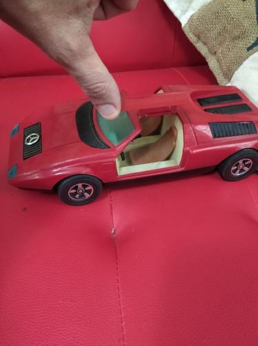 auto mercedes c111 alas de gaviota