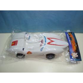 Auto Meteoro Speed Racer Mach 5 Plastico Soplado Nuevo 2008