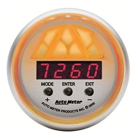 auto metro 4389 ultra - lite 2-1 / 16-inch nivel 3 0-15k rpm