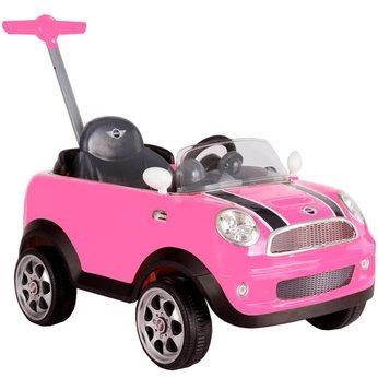 auto mini cooper push car con guia 2 en 1 ni os y ni as en mercado libre. Black Bedroom Furniture Sets. Home Design Ideas