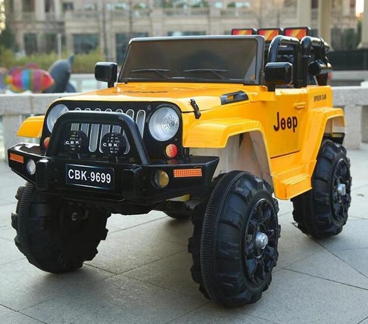 Auto Montable Electrico Para Ninos Tipo Jeep 5 890 00 En