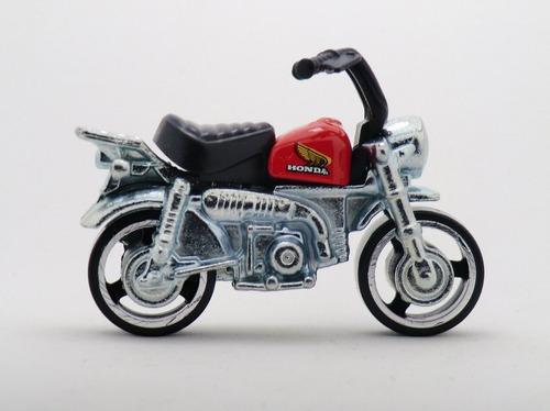 auto moto honda monkey z50 retro coleccion rdf1