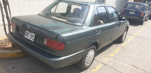 auto nissan sentra dual gasalonia - gnv