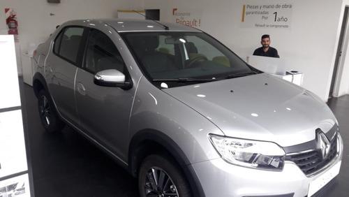 auto nuevo logan 1.6 honda gol peugeot  fiat entrega inmed w