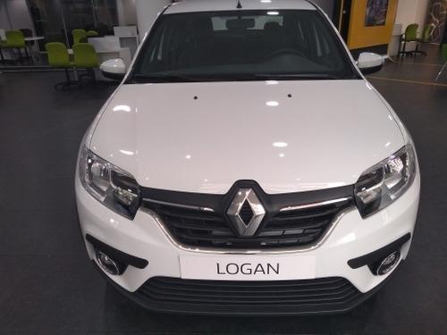 auto nuevo renault logan life 1.6 2021  entrega inmediata os