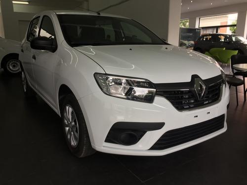 auto nuevo renault sandero 2020 0 km life no gol etios onix
