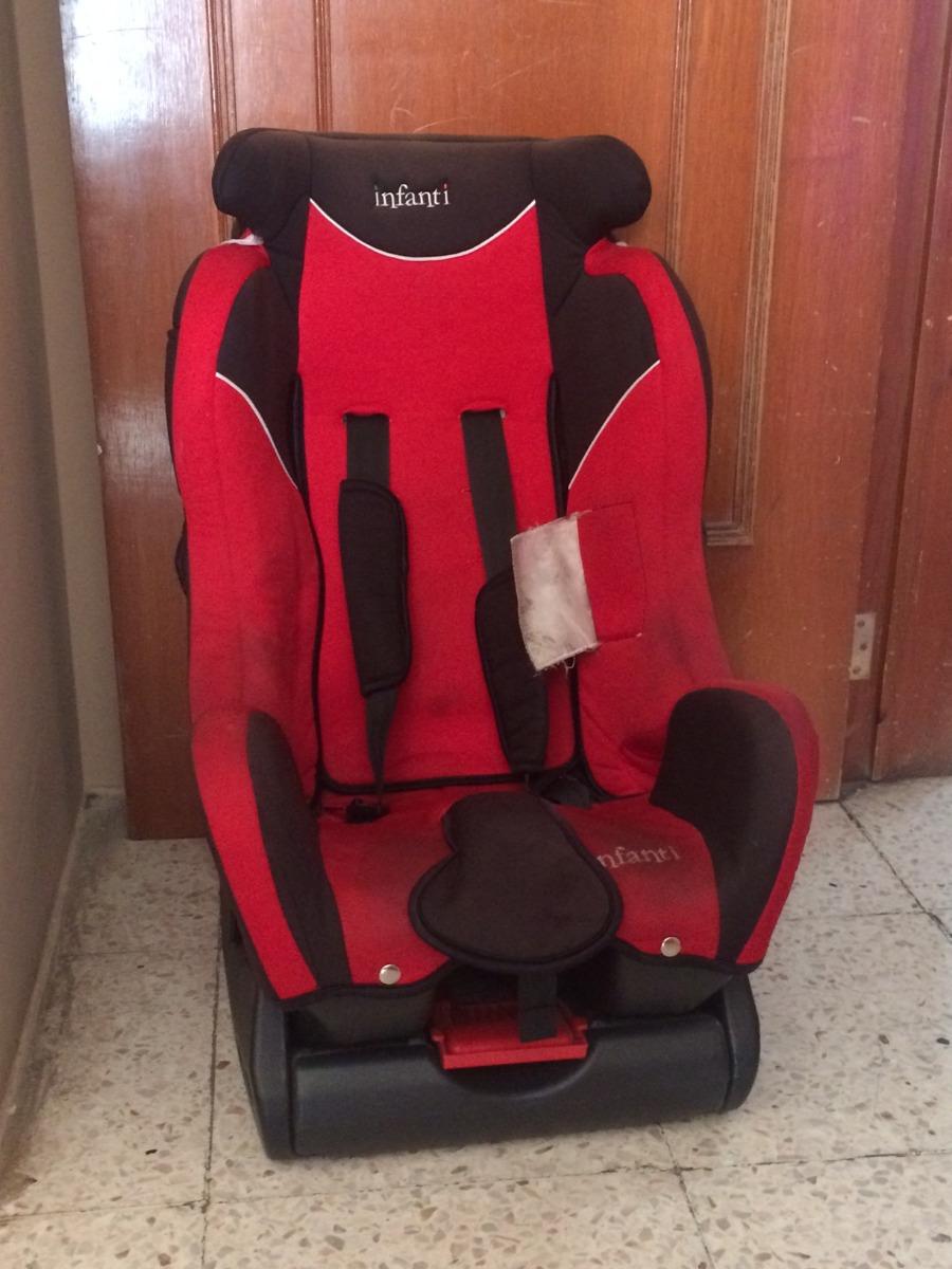 Silla De Auto Para Bebe Infanti 890 00 En Mercado Libre