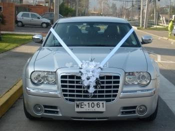 auto para matrimonio,