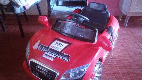 auto para niños