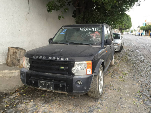 auto partes desarmo land rover lr3 2008 range rover chocada
