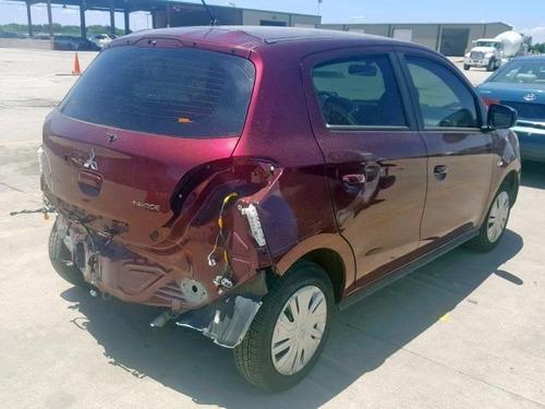 auto partes mitsubishi mirage glx 2017 para desarmo
