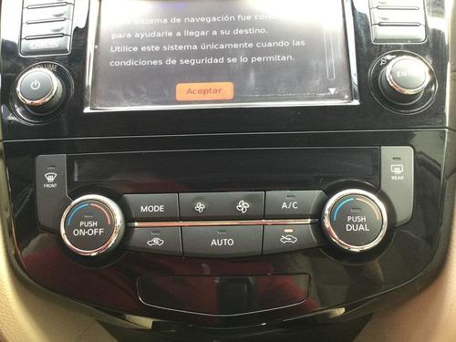 auto partes nissan xtrail exclusive 2019 para desarmo