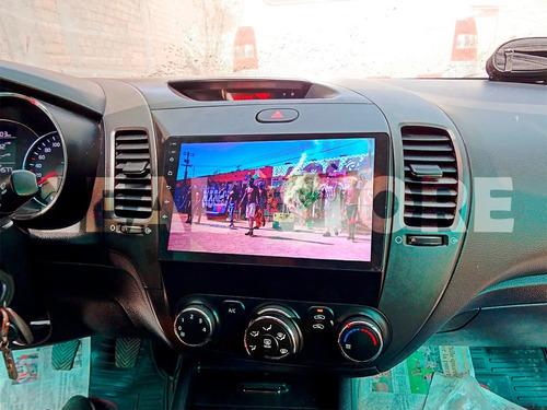 auto radio android 9.1 kia cerato 2013-2017