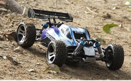 auto radio buggy a959 control vortex 1/18 velocidad  50kmh