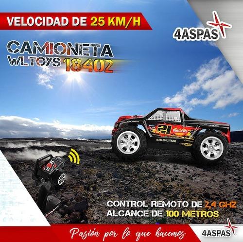 auto radio control carrera juguete recargable 25 km/h rc