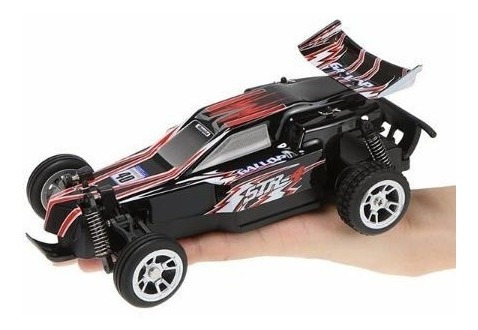 auto radio control remoto electrico recargable buggy l333