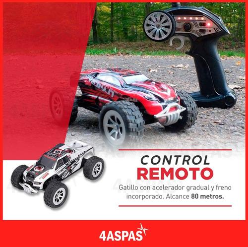 auto radio control remoto rc electrico buggy camioneta