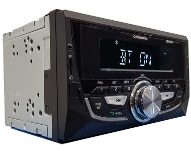 auto radio roadstar rs3707br 2 din usb/sd/mp3/bluetooth