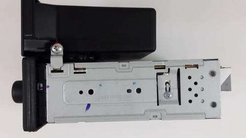 auto radio/cd mp3 e porta objetos honda fit original