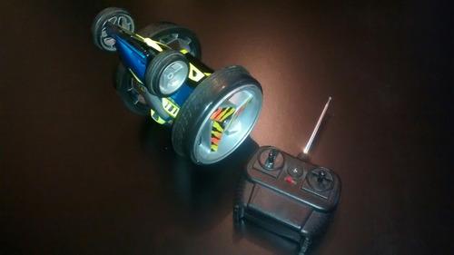 auto radiocontrol inalambrico piruetas super veloz!!unico!!!