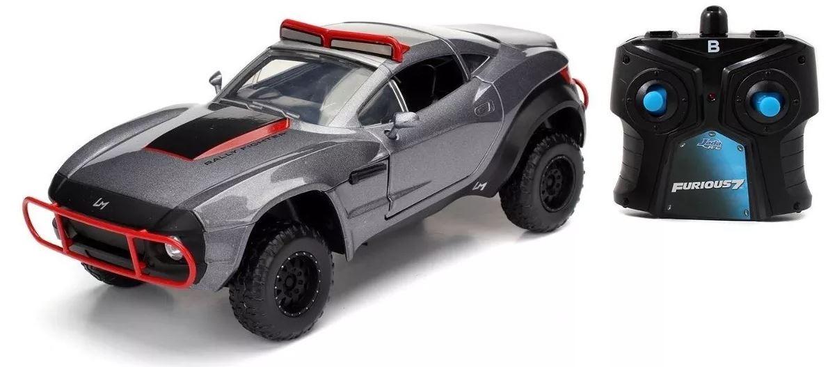 Auto Rapido Y Furioso 8 Letty S Rally Fighter R C 1 24 98311